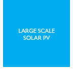 Large scale solar PV