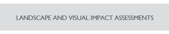 Landscape and Visual Impact Assessments
